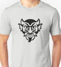 Bioshock Infinite Devil's Kiss Vigor [Black on White] Unisex T-Shirt