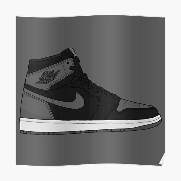 Jordan 1 Shadow Poster