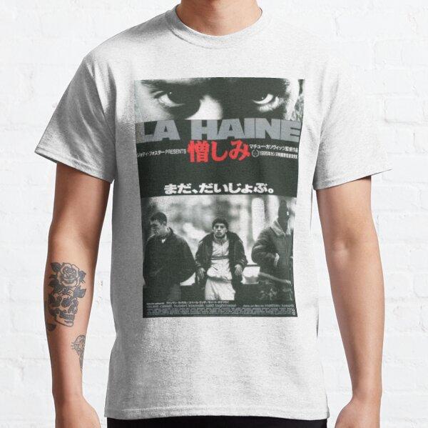 Affiche japonaise La Haine T-shirt classique