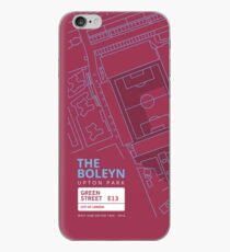 The Boleyn Ground - West Ham Utd iPhone Case