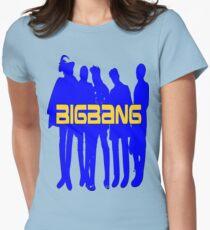 ㋡♥♫Love BigBang K-Pop Clothing & Stickers♪♥㋡ Women's Fitted T-Shirt