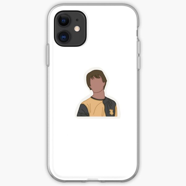 Cedric Diggory iPhone Soft Case