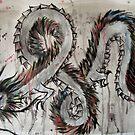 Fookin Dragon by Jeanette  Treacy