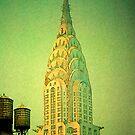 Chrysler Building by Dennis Fehler