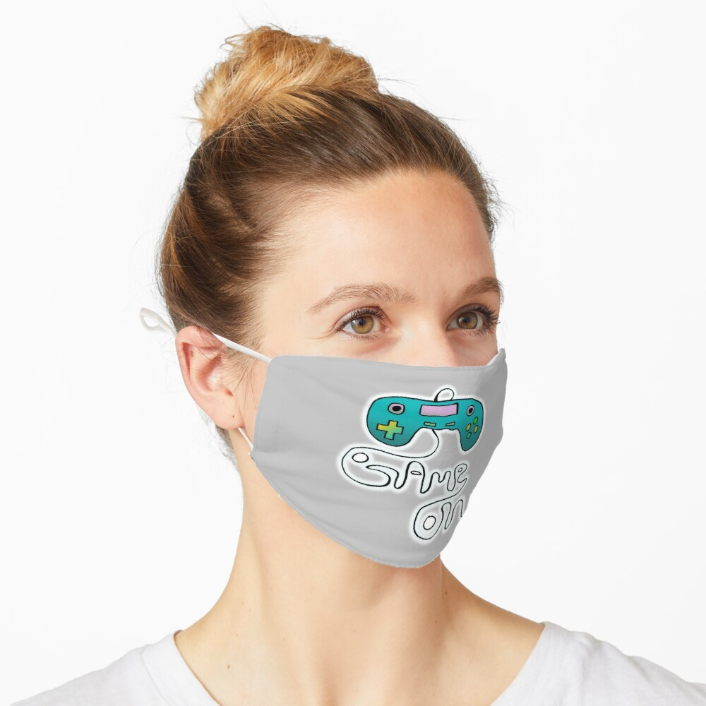 Game On Mask