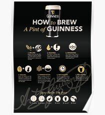 Guinness Poster Poster