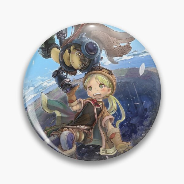 Made in Abyss Pin