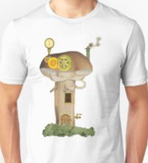 Mushroom illustration Unisex T-Shirt