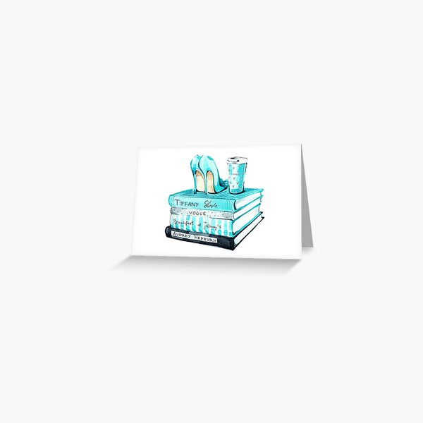 Tiffany & Co Greeting Card