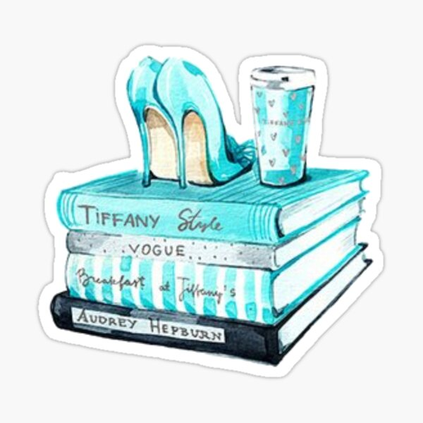 Tiffany & Co Sticker