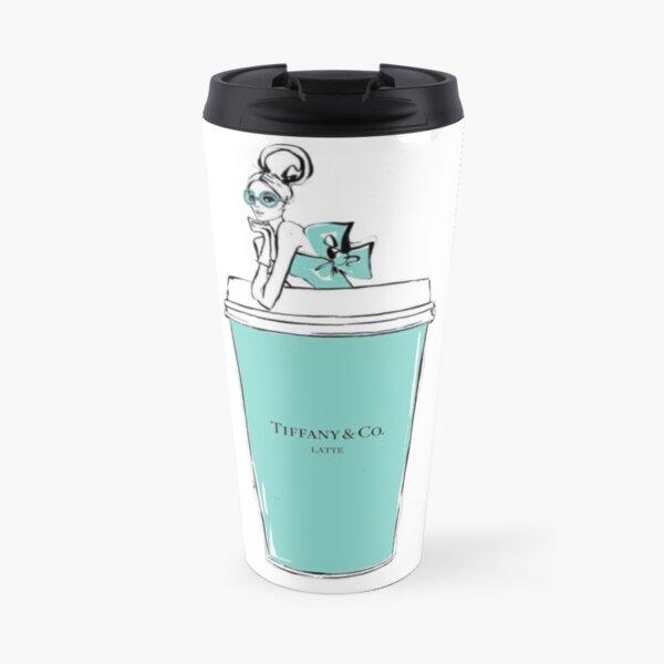 Tiffany & Co Latte Travel Mug