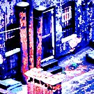 New York Chimneys by Dennis Fehler