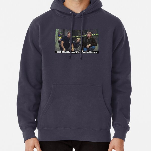 MacGyver SG-1 Base Pullover Hoodie