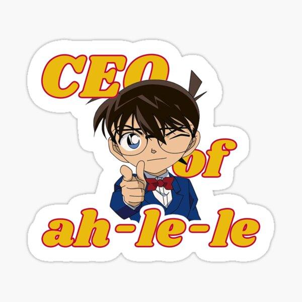 Détective Conan Sticker Sticker