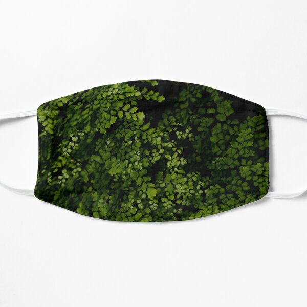 Small leaves.  Mask