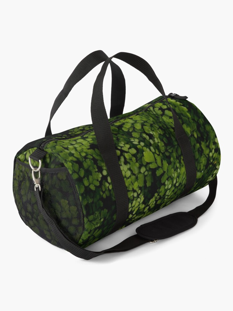 Alternate view of Small leaves.  Duffle Bag