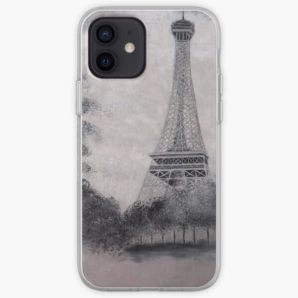 Eiffel Tower iPhone Soft Case