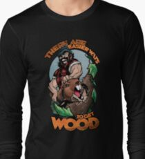 Easier Ways to Get Wood T-Shirt