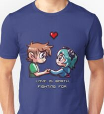 Love Worth Fighting For T-Shirt
