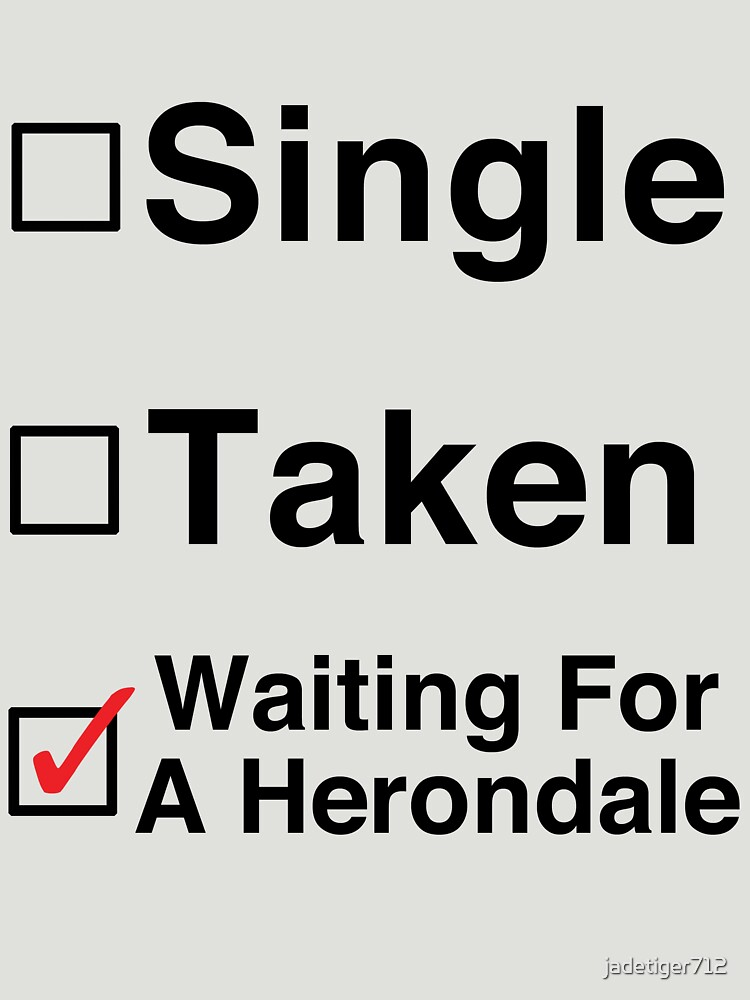 Waiting for a Herondale | Women's T-Shirt