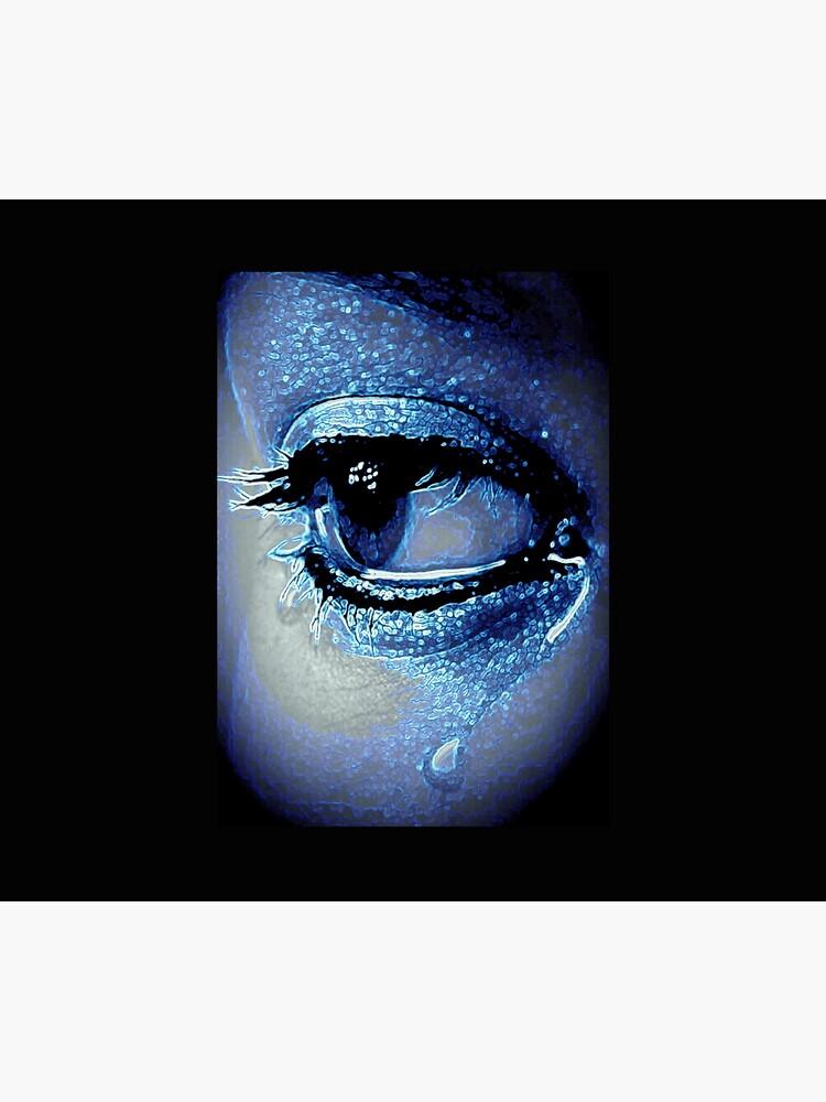 BLUE EYE TEARS by michaeltodd