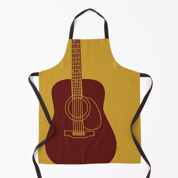 guitars Apron