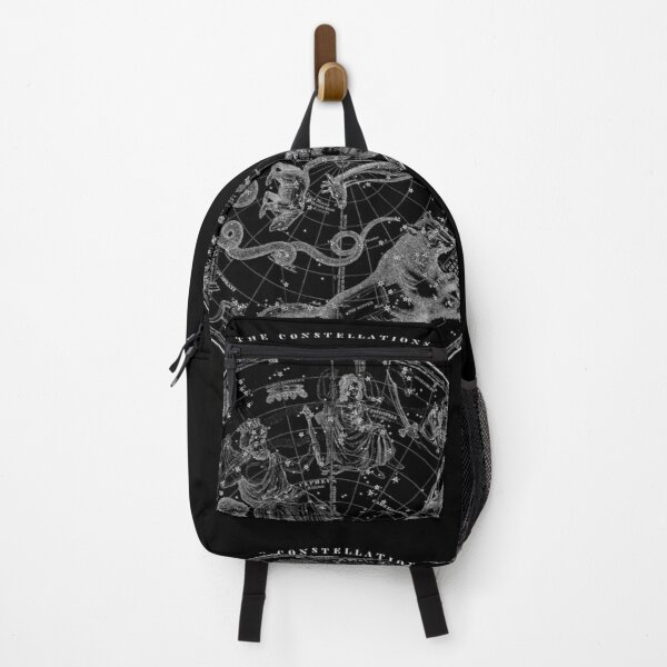Vintage Constellation Astrology Star Map Backpack