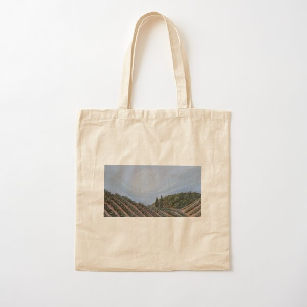 Whispers of Wine  Cotton Tote Bag