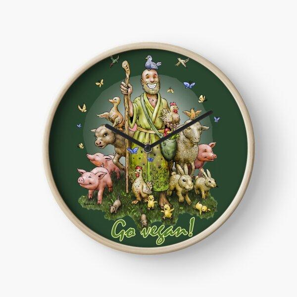 Saint Veganus Clock