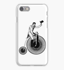 Old Timey Bike  iPhone Case/Skin