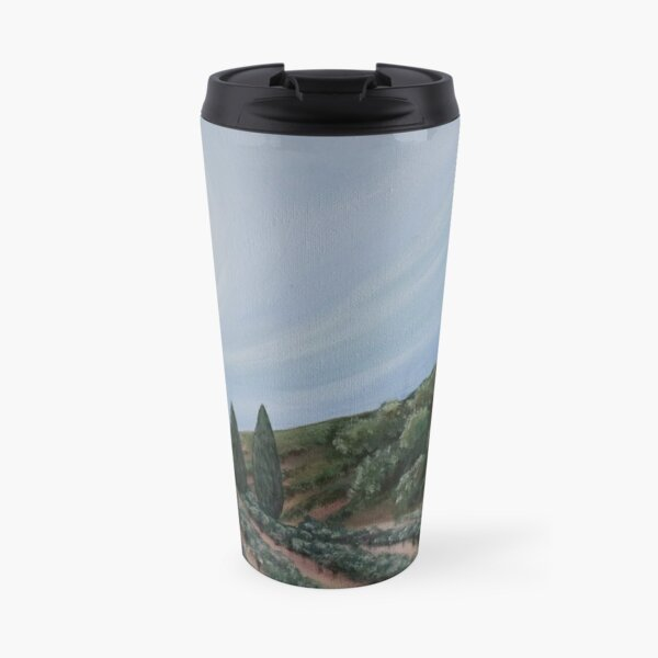 Whispers of Wine  Travel Mug