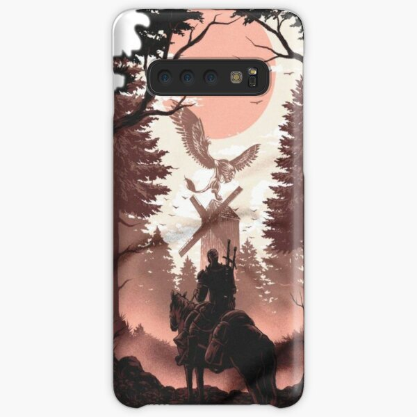 The story of the Witcher, wild Hunt Samsung Galaxy Snap Case