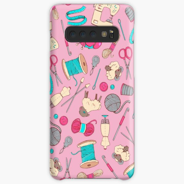 Crafty Motifs Samsung Galaxy Snap Case