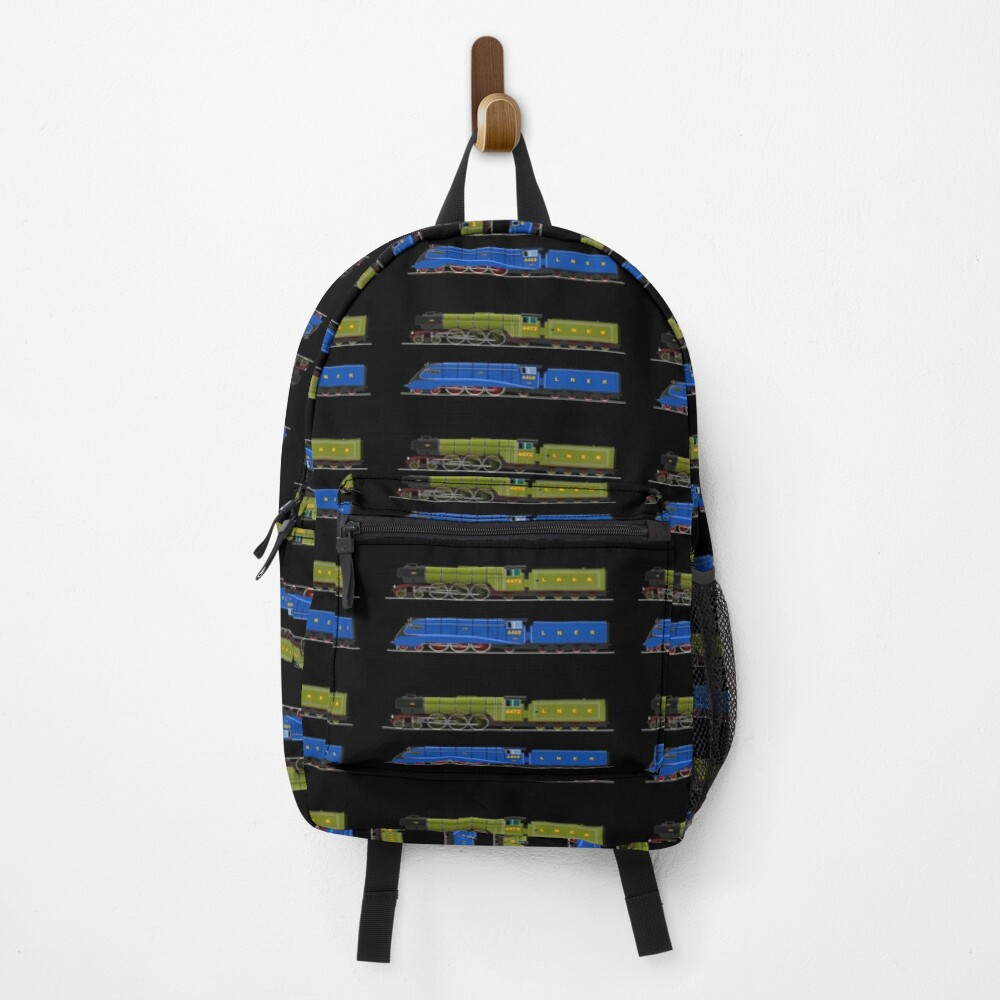 Flying Scotsman and the Mallard Backpack