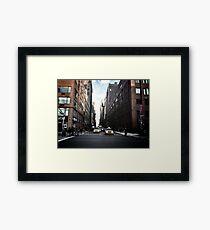 Chelsea, N.Y.C Framed Print