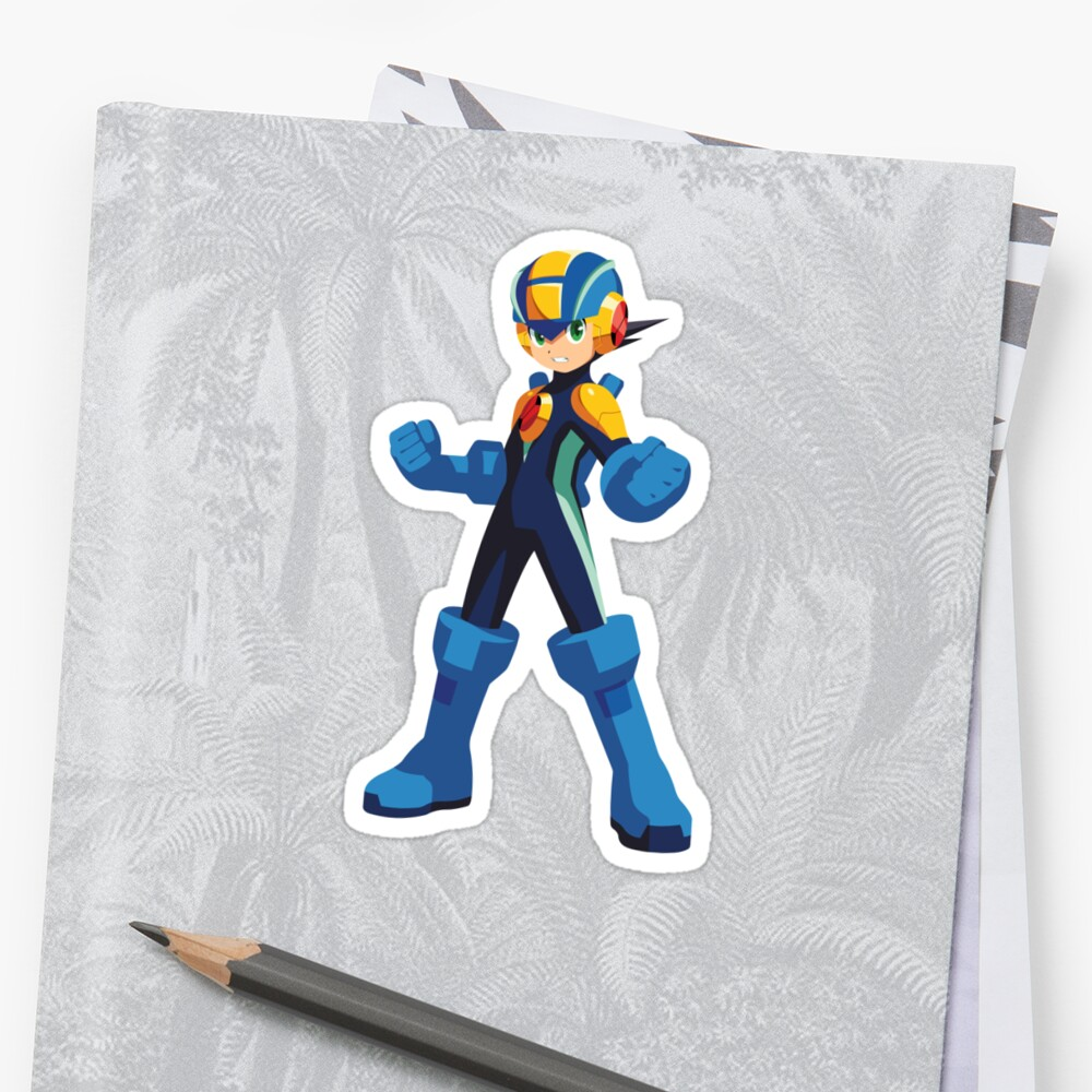 Megaman Full by jax89man