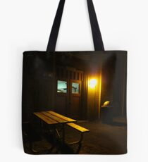 Lonely Spot Tote Bag