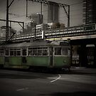 Melbourne vintage tram, Still chugging along by Andrew Wilson
