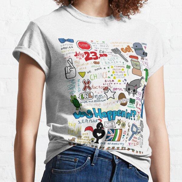 one direction - inside jokes Classic T-Shirt