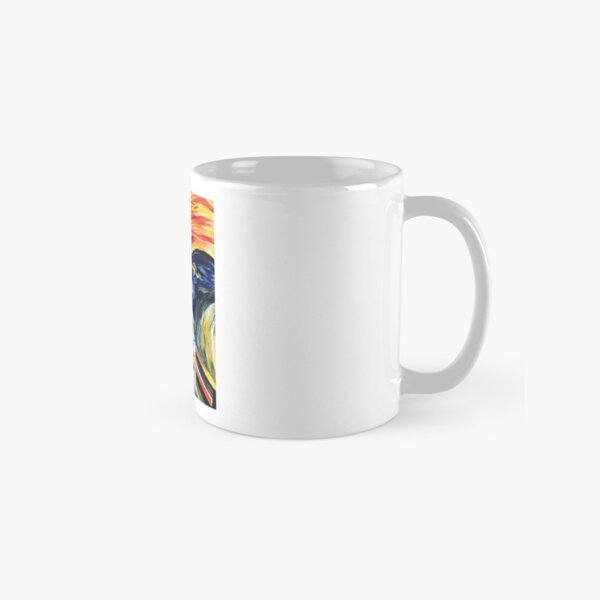 The Screaming Hamster Classic Mug