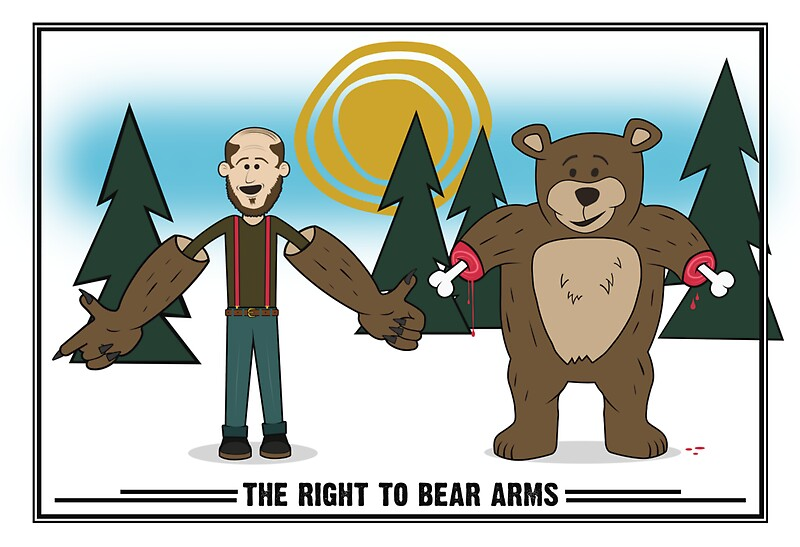 an argument in favor of right to bear arms in the united states Start studying supreme court cases and found in favor of the defendants the united states court of an individual right to keep and bear arms.