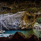 Natural Arch by Jillian Merlot