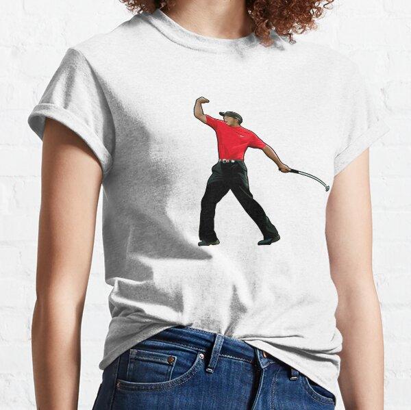 Tiger Masters Golf Legeds Classic T-Shirt