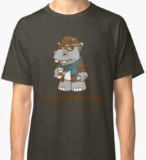 Hipsterpotamus Classic T-Shirt