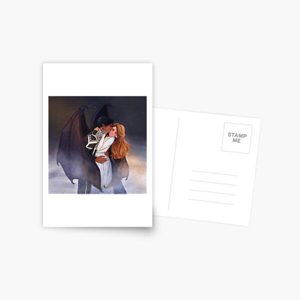 Feysand kiss Postcard