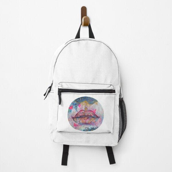 Anatomy of a Daydreamer: Lips Backpack