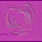 Lavender Hearts by aprilann