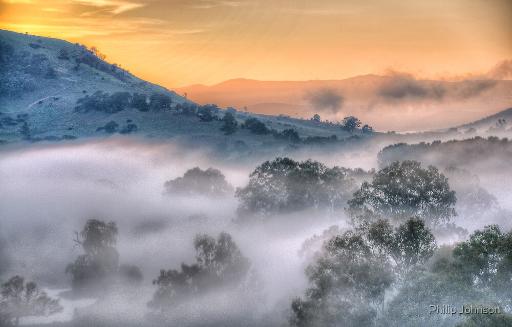 Play Misty For Me - Jingelic NSW/Walwa Victoria - Upper Murray - The HDR Experience by Philip Johnson