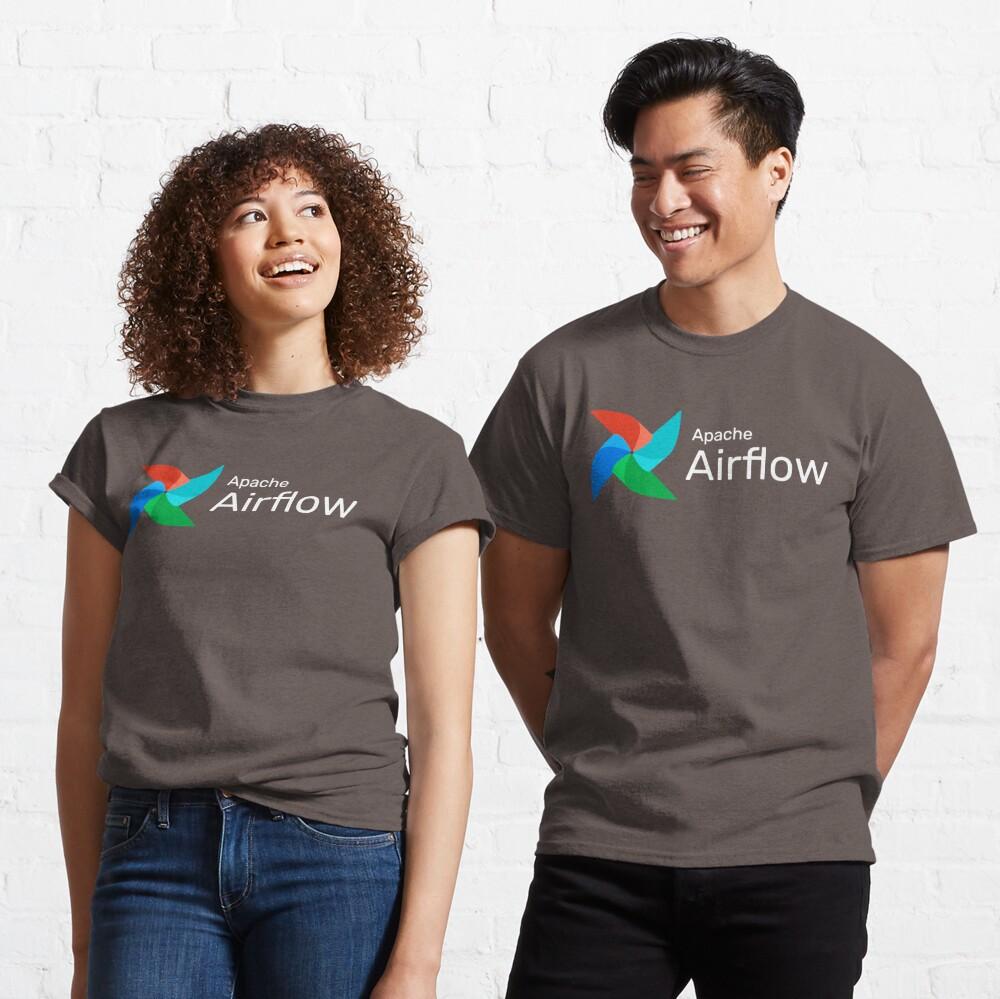 Apache Airflow Inverse Classic T-Shirt