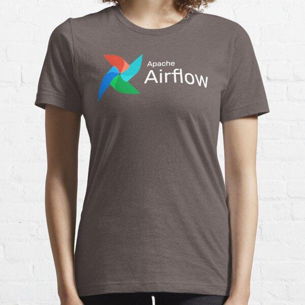 Apache Airflow Inverse Essential T-Shirt